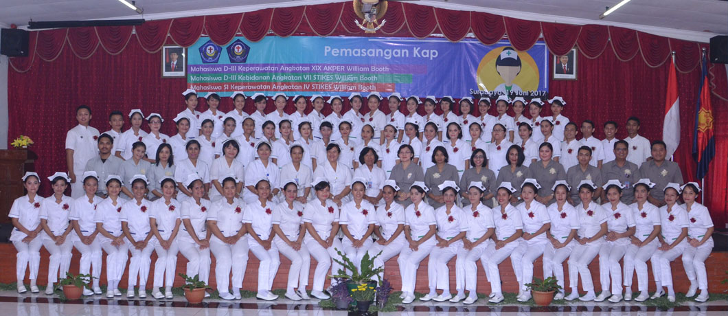 Capping Day STIKes William Booth 2017
